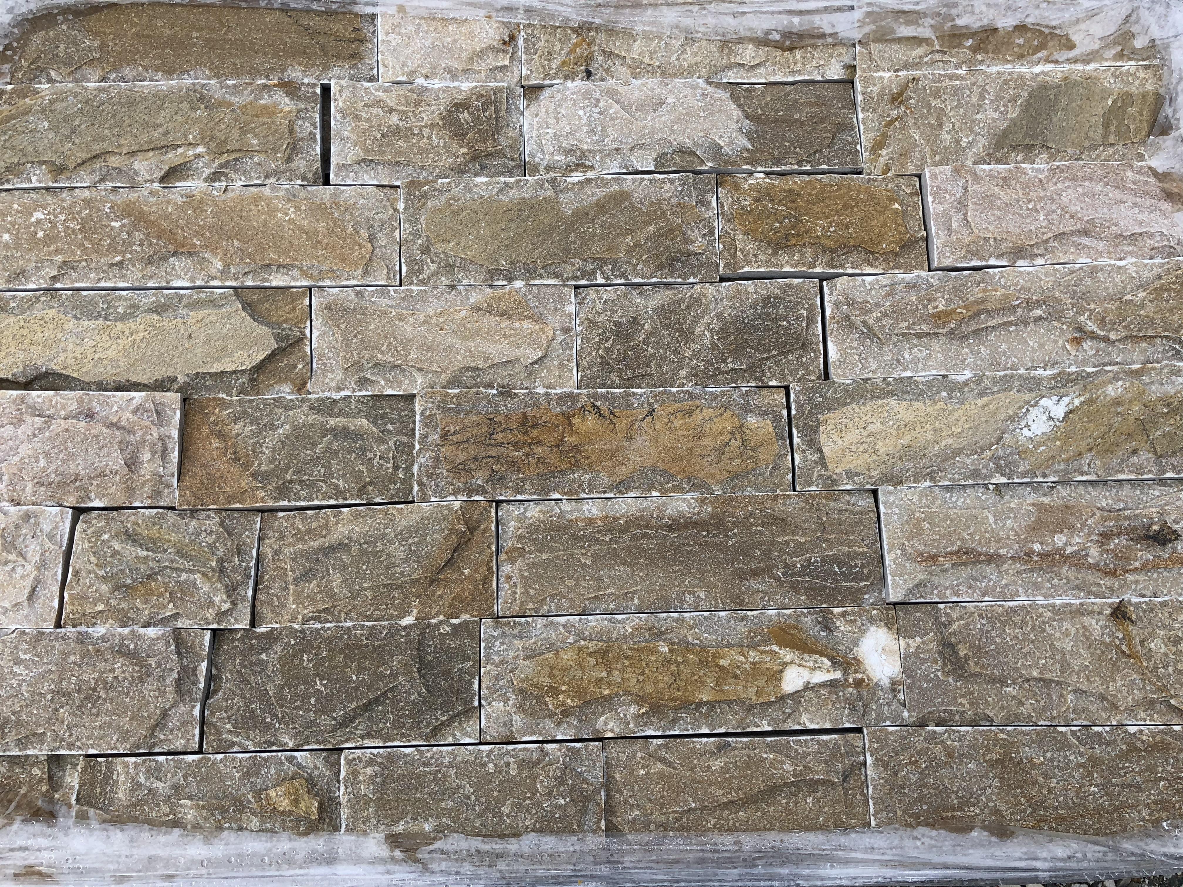 Оразмерени елементи - ГЛИЦ Оформени Розови - естествен камък Гнайс